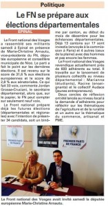 Article VM le fn se prépare aux élections départementales