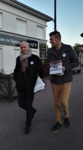 Photo 1 tractage 01112015